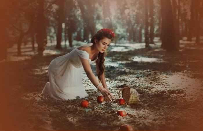 Отворот на яблоко: вкусный и приятный способ